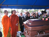 Mr.ORN KER's funeral          service and Loving Memory in May 7, 2005