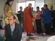 Ms.Lon Neang death ceremony,          New House celebration and Maghapuja Dya